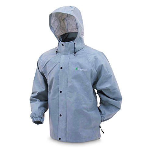 Longhorn Pro Advantage (Frogg Toggs PA63123-123X Pro Action Advantage Jacket, Blue)