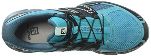 Running Donna Scarpe X black bluestone 3 W Trail Da mission bluebird Azzurro Salomon x0Tq8x