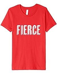 unisex-child Superkids Inspirational Tshirt: I am Fierce