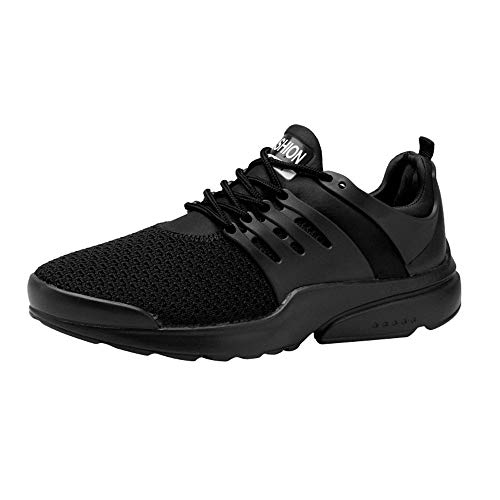 Pony Suede Saddle - Todaies Fashion Men Mesh Breathable Shoes Lace-Up Casual Shoes Sports Shoes