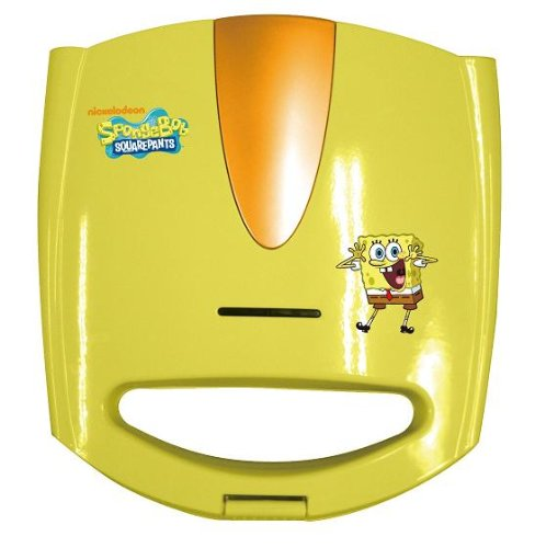 Sponge bob Waffle maker (japan import)
