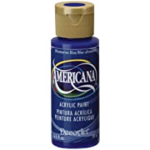 Deco Art 639798 2 Ounces Americana Acrylic Paint - Ultramarine Blue