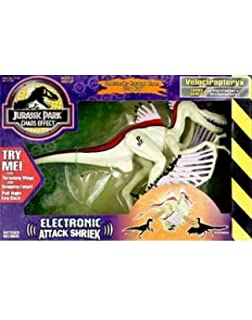 Velocirapteryx from Jurassic Park - Chaos Effect Electronic Action Figure by Kenner