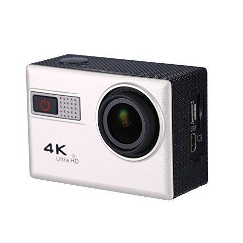 Ultra 4K Action Camera (Silver) Set Of 2 - 7