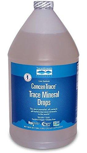 Trace Minerals Concentrace Trace Mineral Drops