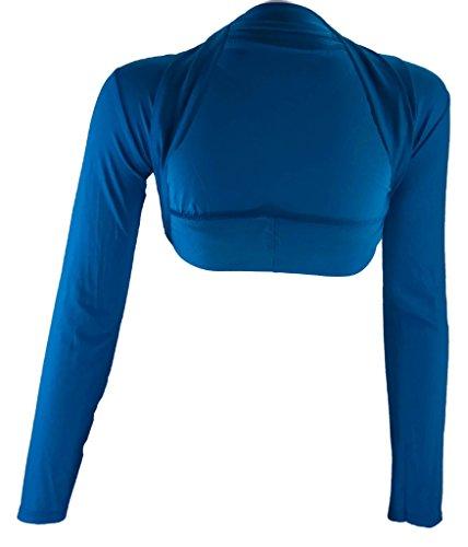 citydress24 - Torera - para mujer Azul