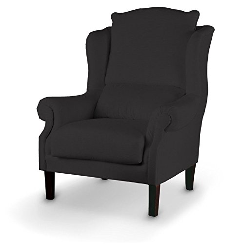 Dekoria Sessel 63 x 115 cm Shadow grey