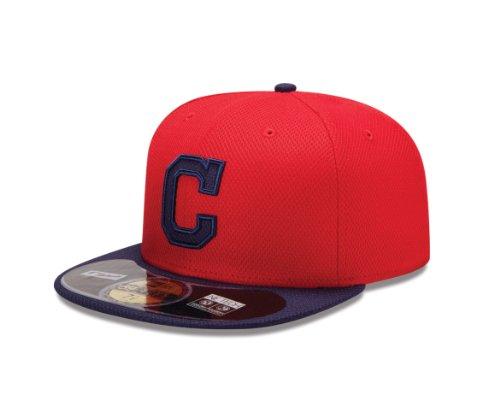 Game Cleveland Pre Indians - MLB Cleveland Indians Diamond Era 59Fifty Baseball Cap,Cleveland Indians,758
