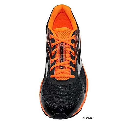 Mizuno - Wave Advance 2 - J1GE154903 - Color: Naranja-Negro - Size: 45.0