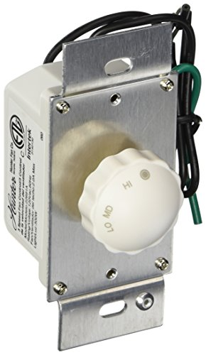 Hunter Fan 22691 3-Speed Stepped Fan Control (Fan Speed Control Switch compare prices)