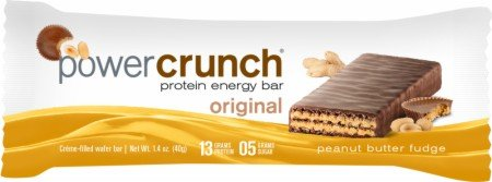 Power Crunch Bars, Peanut Butter Creme, 12 Bars, From BioNutritional