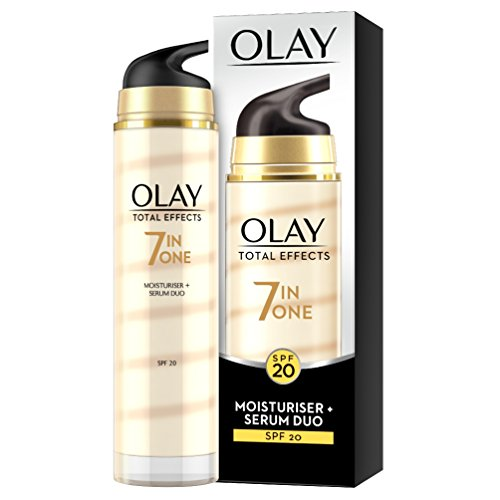 Total Effects by Olay 7 in 1 Moisturiser and Serum Duo SPF20