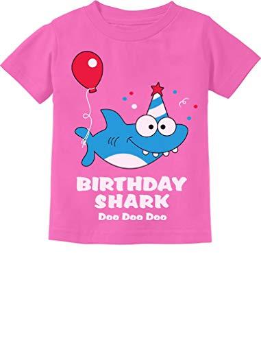 Baby Shark Doo doo doo First/2nd Birthday Shark