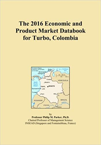 The 2016 Economic and Product Market Databook for Turbo, Colombia
