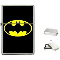 New Flip Top Lighter Batman Fashion Gift