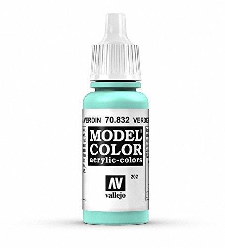 Vallejo Verdigris Glaze Paint, 17ml