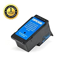 SaveOnMany ® Canon PG-245XL High Yield Black BK PG-245-XL PG245XL PG245-XL (8278B001AA) Compatible Remanufactured Ink Cartridge For PIXMA MG2400 Series, MG2420, MG2520, MG2900 Series, MG2920, MG2922, MG2924, MX492, iP2820 ~ 300 Pages Yield