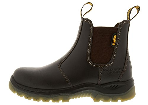 DEWALT Men's Nitrogen (12 X US, Dark Brown Buffalo) (Dewalt De7033 Best Price)