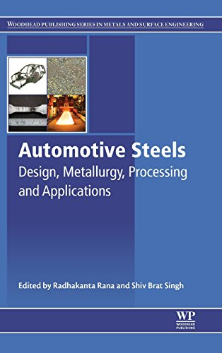 Automotive Steels: Design, Metallurgy, Processing and Applications