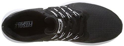 Nike Herren Run Swift Sneaker Schwarz (Black/white-dark Grey)