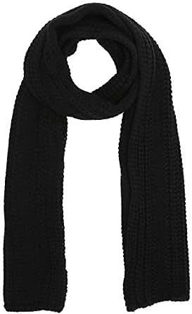 Amazon.com: Soft Handmade Knit Winter Long Scarf Neck