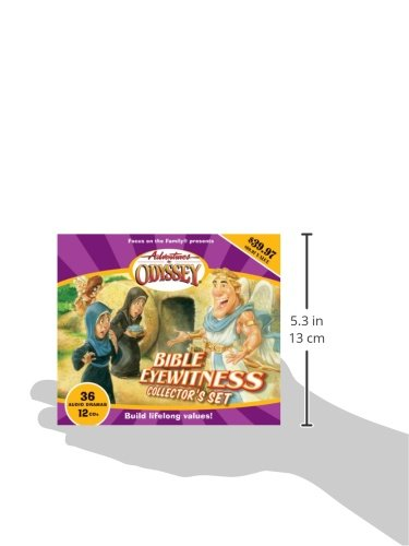 Adventures in Odyssey: Bible Eyewitness Collector's Set by Tyndale Entertainment (Image #1)