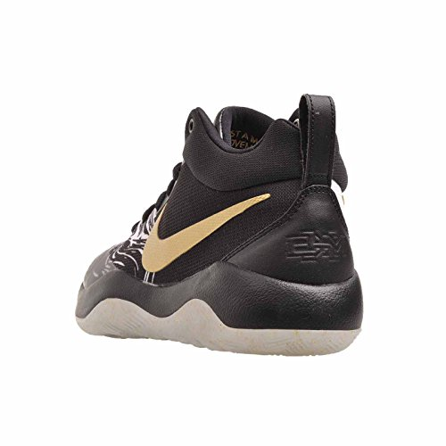 Nike Mens Zoom Rev Bhm Qs, Zwart / Metallic Goud-wit Zwart / Metallic Goud-wit