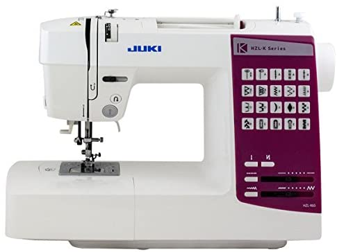 Juki HZL-K65 - Máquina de coser con ordenador: Amazon.es: Hogar