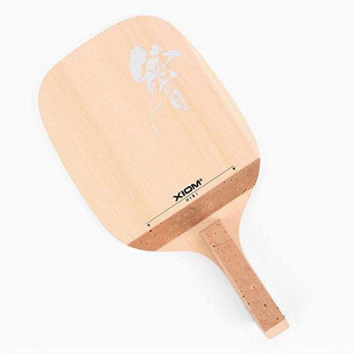 Xiom Batブレード hibiブレードPenhold Table Tennis Xiom Paddles Ping B0767M33KY Pong Racket Batブレード B0767M33KY, トミサトシ:90bd53e4 --- gamenavi.club