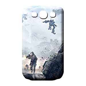 samsung galaxy s3 cell phone carrying cases PC Strong Protect High Quality phone case titanfall