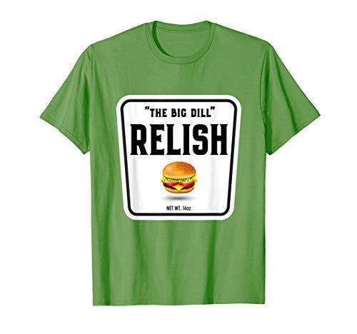 Easy Halloween Costume Ketchup Mustard Relish Couples -