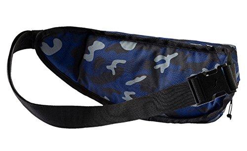 Marsupio Aop Academy camo Puma Blu Depths gOarUHgq