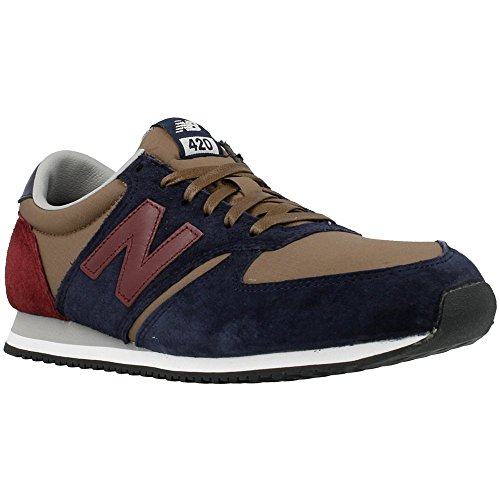 new balance u420 color brown burgundy navy blue size 7 5us buy online in uae. Black Bedroom Furniture Sets. Home Design Ideas