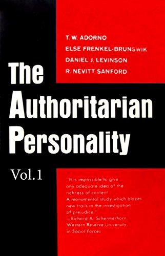 authoritarian personality - 2
