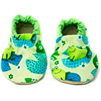 Frog Baby Shoes