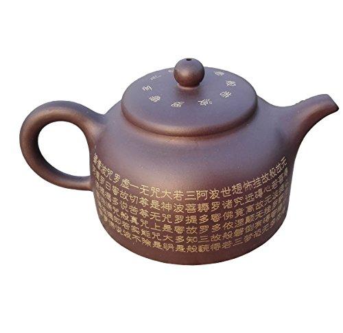 yixing purple clay teapot - 6