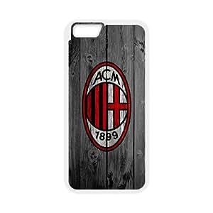 DIY phone case Associazione Calcio Milan skin cover For iPhone 6 Plus,6S 5.5 Inch SQ963060
