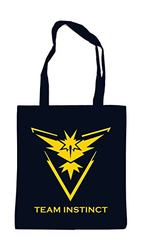Team Instict Bag Black Certified Freak
