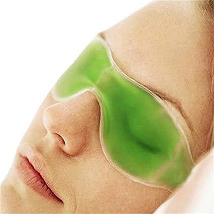 Máscara de ojos, máscara, Gel Ice gafas fatiga ocular fatiga ocular extracción oscuro círculos