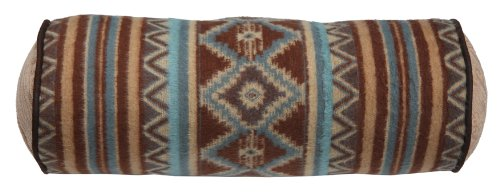 HiEnd Accents Navajo Neck Roll - Neck Pillow Accent Roll