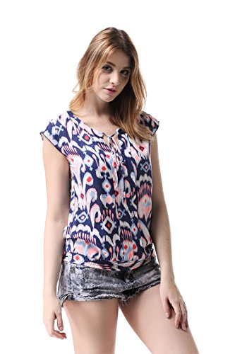 Pau1Hami1ton G-04 Women's Summer Tops Shirts Summer Sleeveless Blouses for Women(S,1) by Pau1Hami1ton