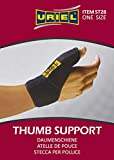 Uriel 24-9019 Thumb Support, Rigid, Universal Size