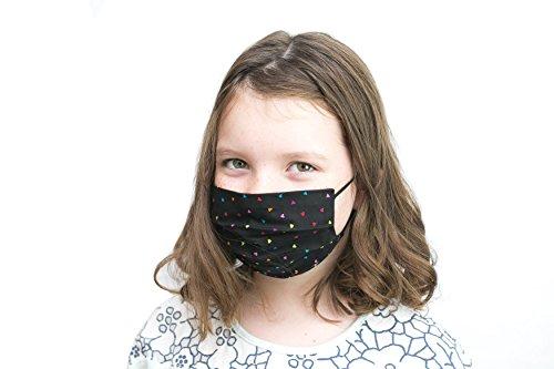 Black Masks Mask - Sanitary Surgical Face