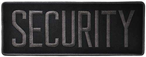 tactical-365-operation-first-response-11-x-4-security-back-patches-top-quality-embroidery-with-hook-