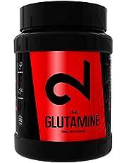 DUAL Pro Glutamine | Pour les Femmes et les Hommes | 500g de Poudre Fine Pure | Très Soluble | Complément Alimentaire 100% Naturel | Sans Additifs | 3 Mois de l'Approvisionnement | Fabriqué dans l'UE