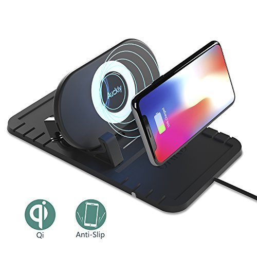 price comparison for wireless charger mat for car. Black Bedroom Furniture Sets. Home Design Ideas