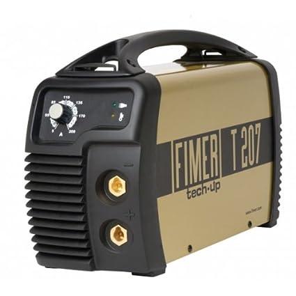 Fimer T 207 soldadura inverter 200 A TIG/electrodo
