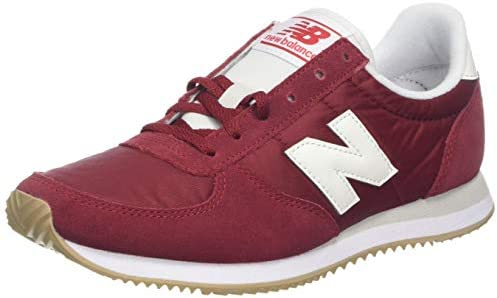 New Balance 220, Women's Sneakers, Red