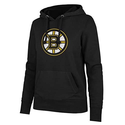 Boston Bruins Ladies Hoody Sweatshirt - 3