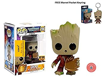 a858ea63aa5 LESHCO-T Funko Pop Vinyl Marvel Guardians of the Galaxy Vol. 2 Baby Groot